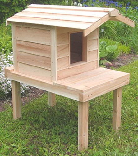 This Wooden Cat Shelter Is A Truly Great Investment If You Can Afford Product And Your Will Be Undoubtedly Satisfied It Last For